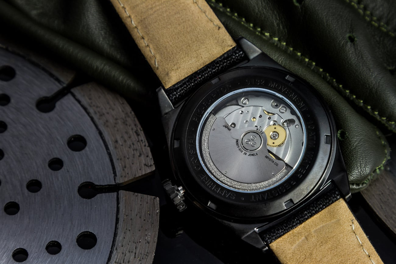 Pancor P02 Contemporary Automatic Watch