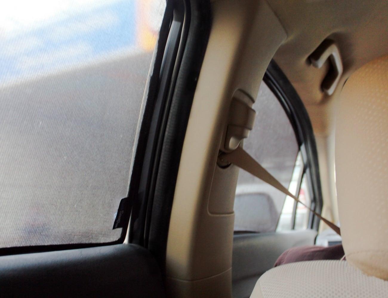 QuikSnap Car Window Sunshades