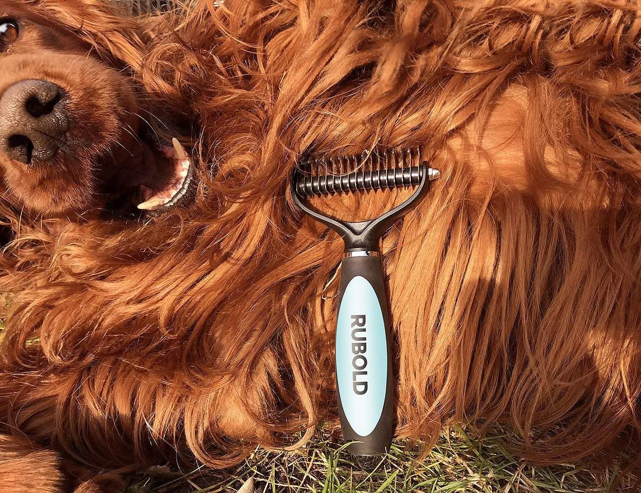 RUBOLD Dog Dematting Tool