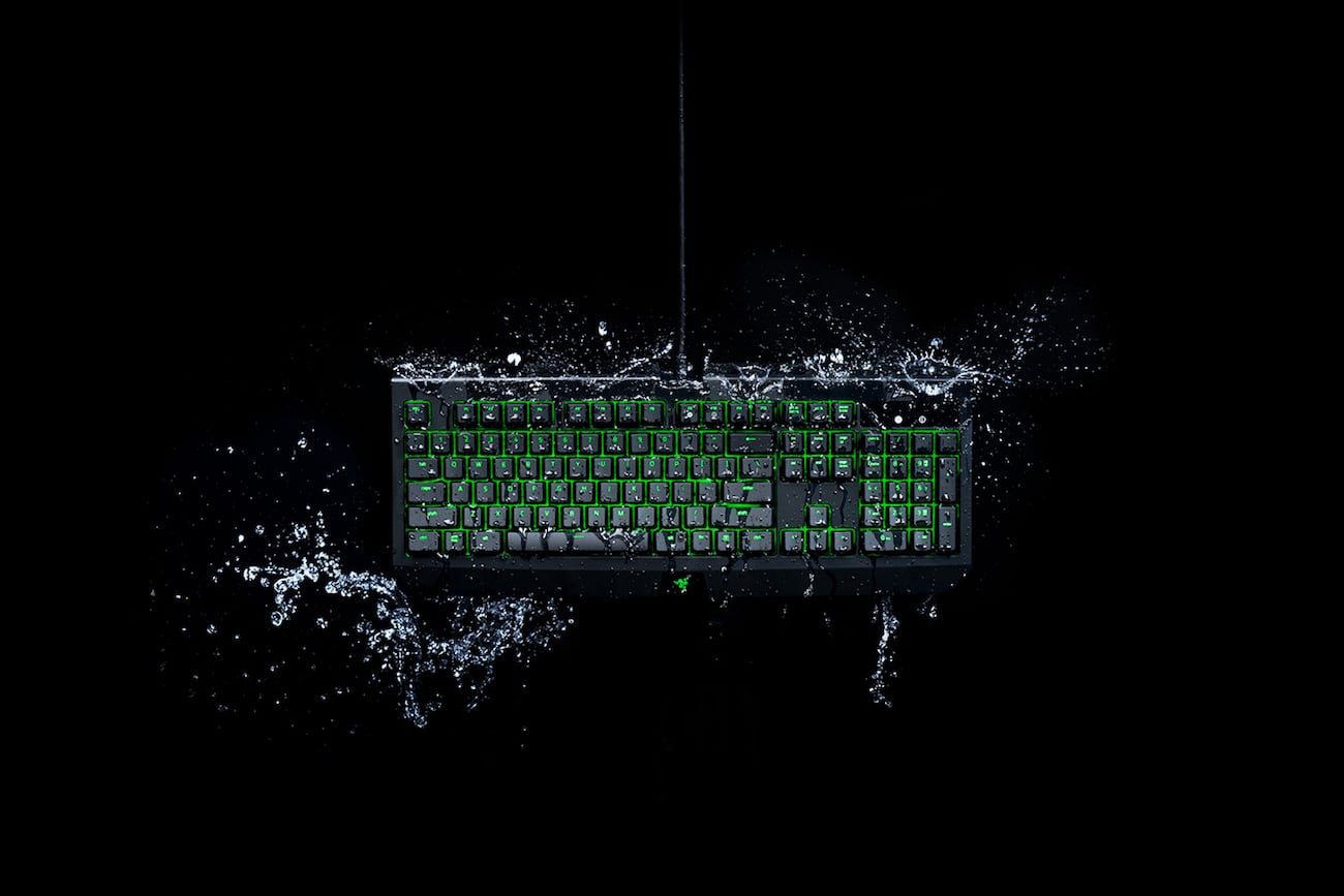 Razer BlackWidow Ultimate Water Resistant Keyboard
