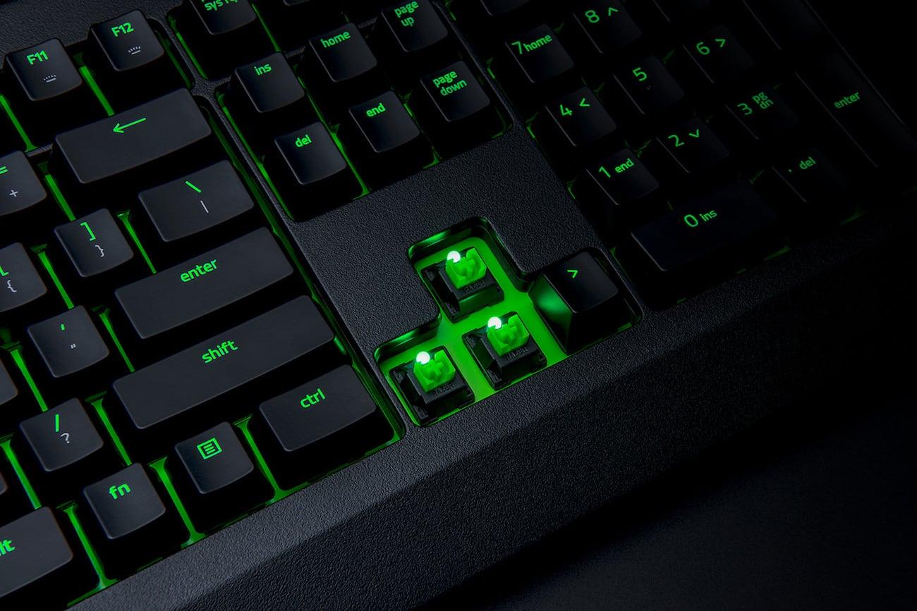 Razer BlackWidow Ultimate Water Resistant Keyboard