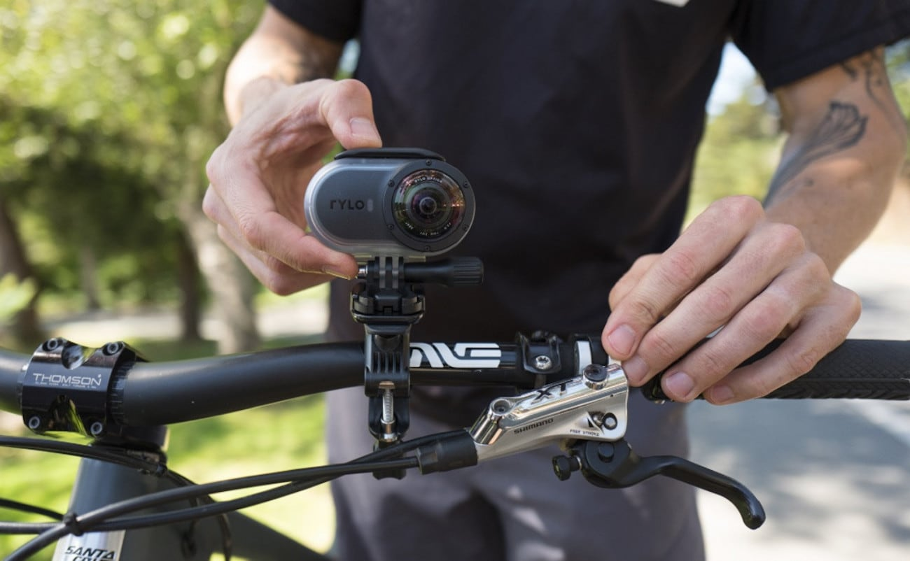 Rylo Compact 360° Action Camera
