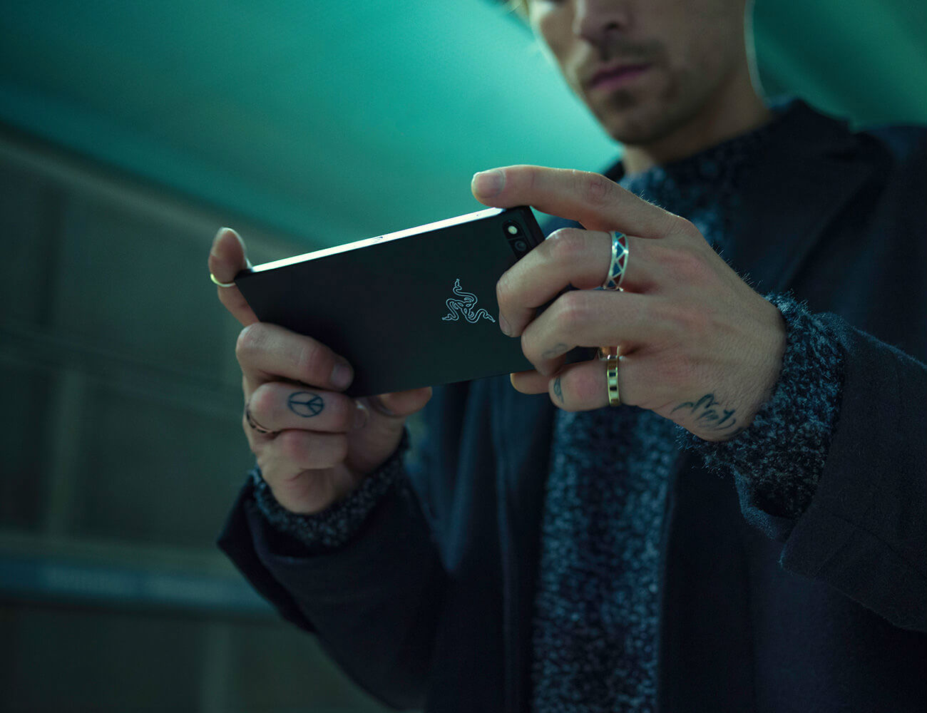 Razer Phone – Smartphone for Gamers