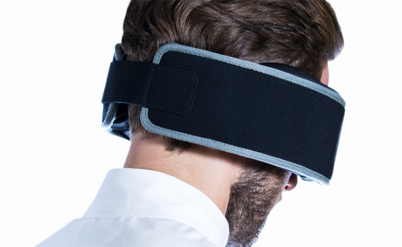 SILENTMODE Powernap Audio Mask