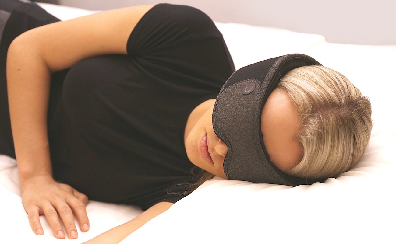 Enjoy Peaceful Down Time with the SILENTMODE Audio Mask