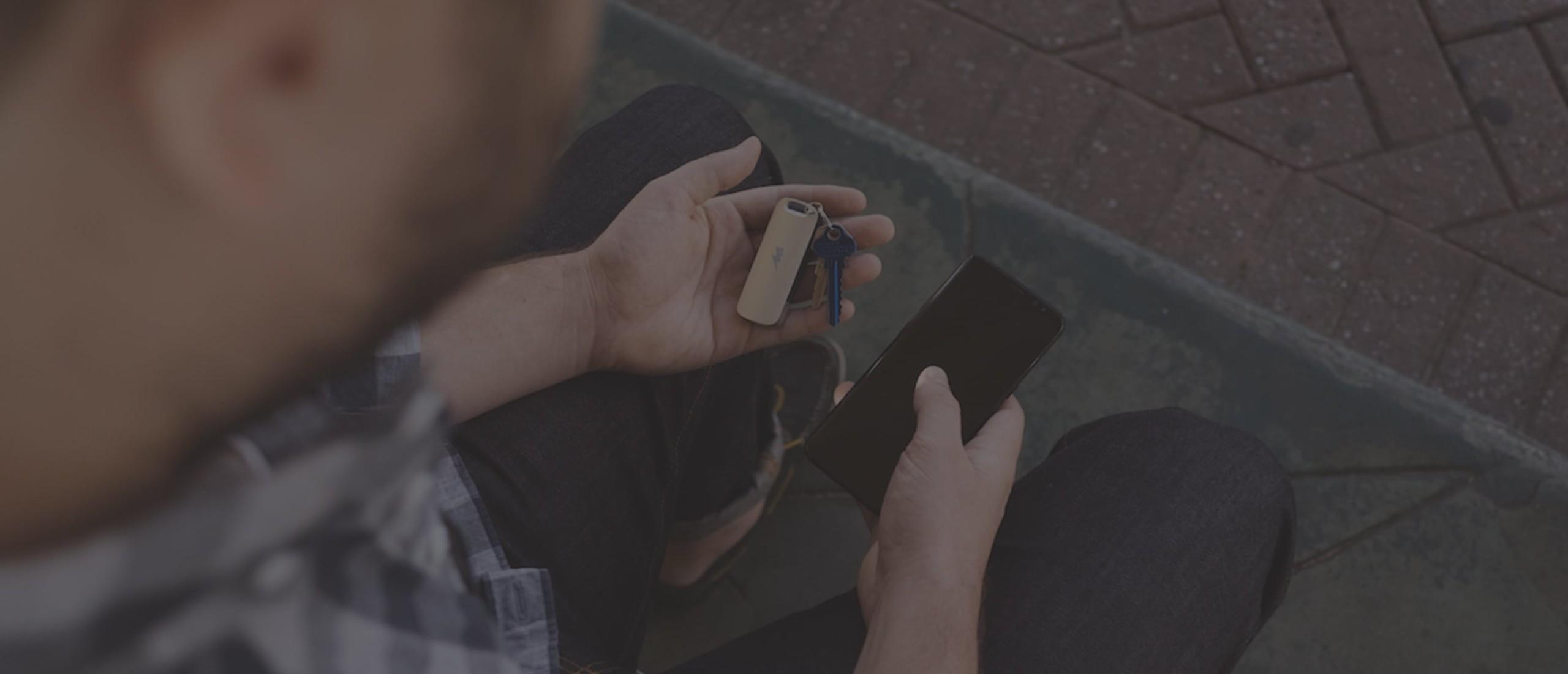 SideKick Smartphone Backup and Charger