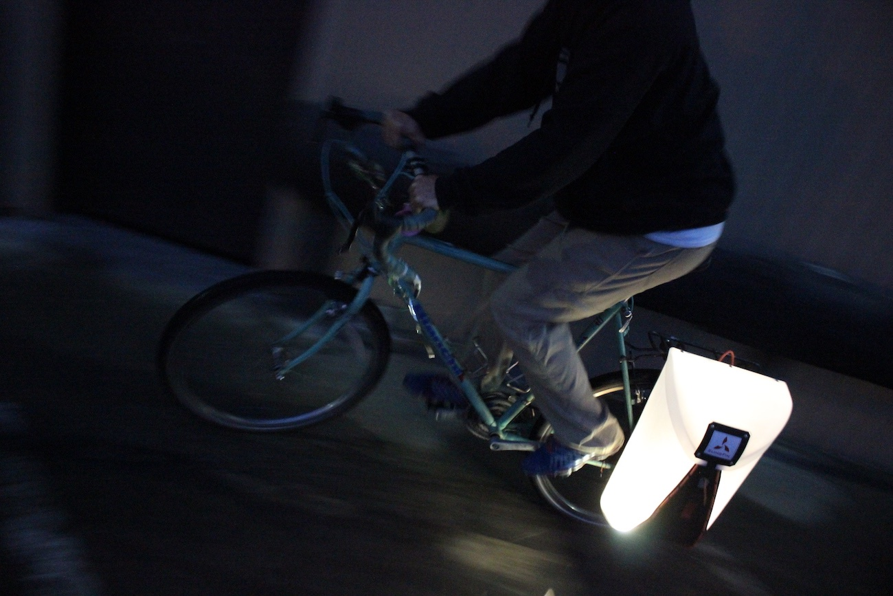 SlingFin Honey Badger Bicycle Pannier Backpack
