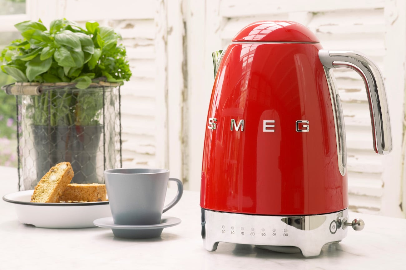 Smeg 50s Retro Style Electric Kettle