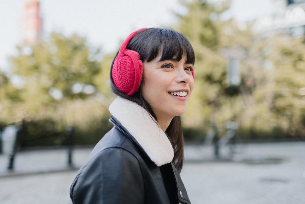 Sound Huggle Wireless Headphone Earmuffs