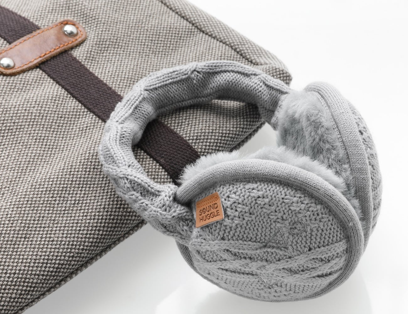Sound Huggle Wireless Headphone Earmuffs