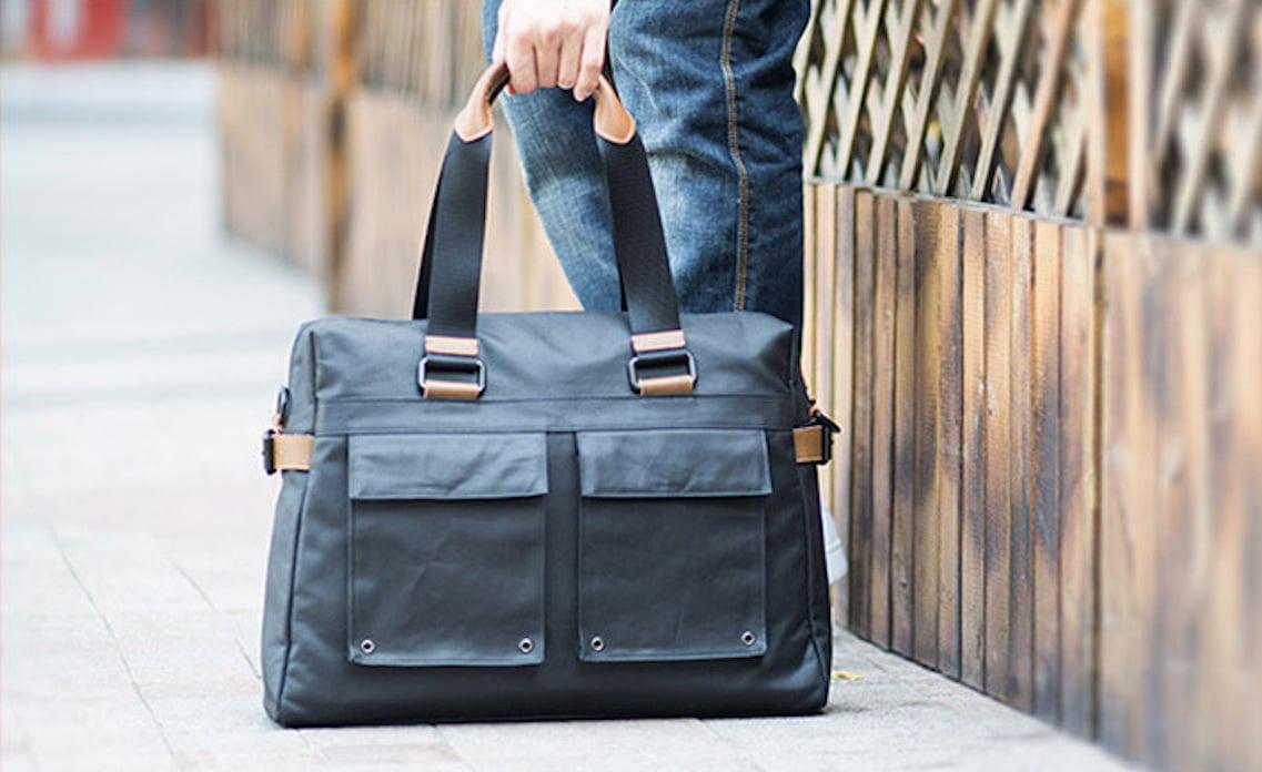 Spacious Messenger Bag
