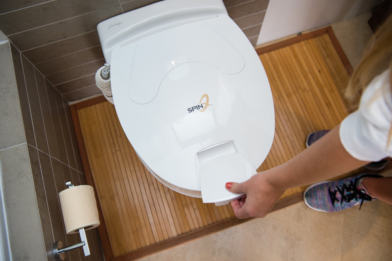 Spinx Automatic Toilet Cleaning Robot 187 Gadget Flow
