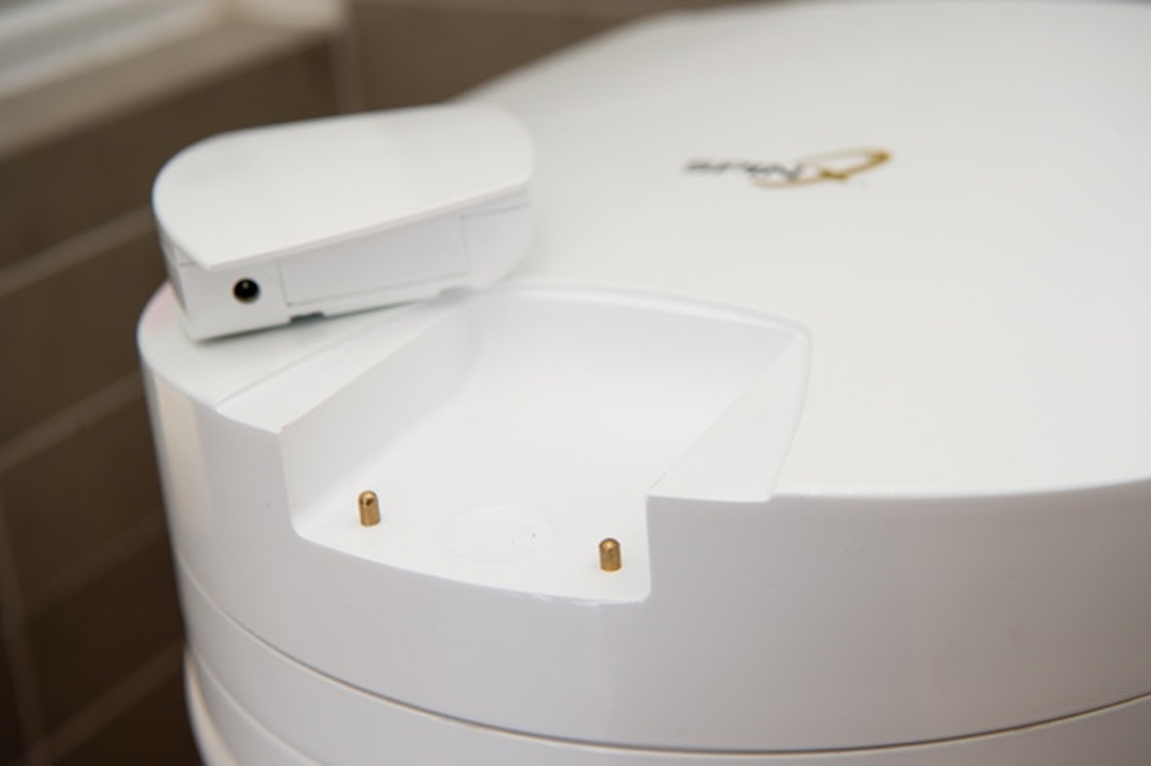 SpinX Automatic Toilet Cleaning Robot