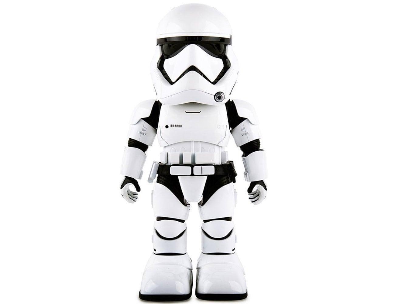 Star wars ar stormtrooper robot gadget flow - Robot blanc star wars ...