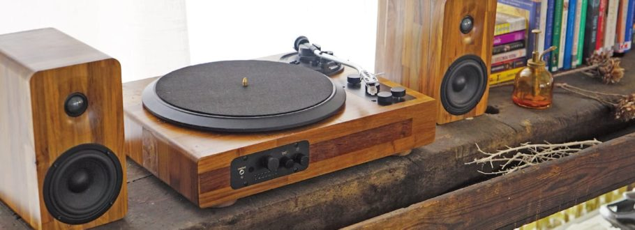 Indulge in Audio Luxury with the TT8 Turntable