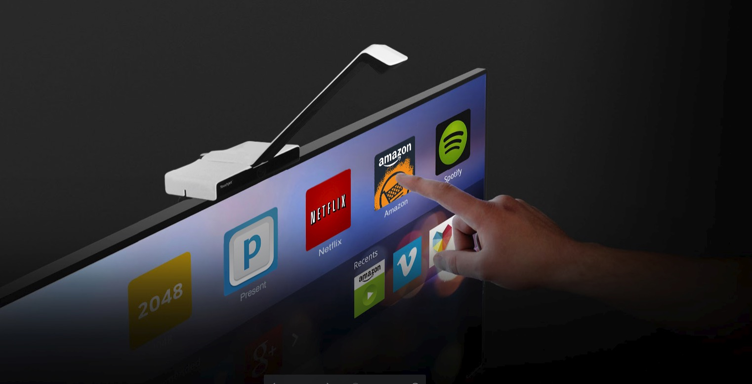 Touchjet WAVE Virtual Touchscreen TV Projector
