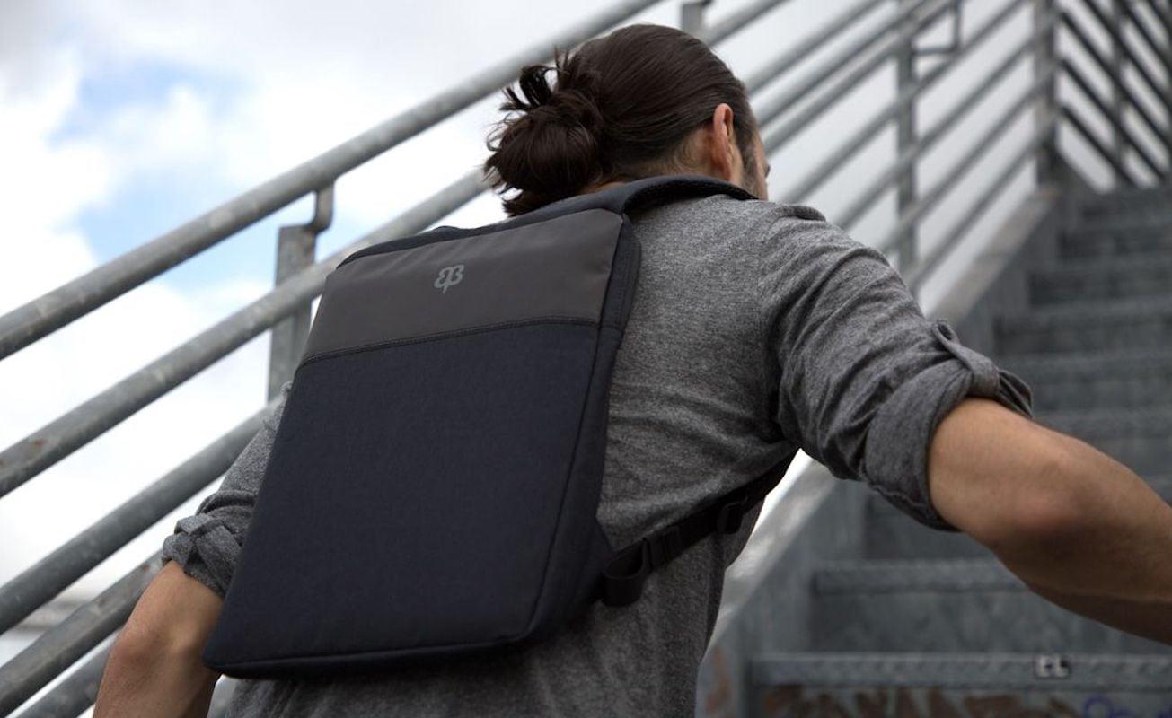 Under-The-Jack Pack 2.0 Ultra-Slim Laptop Bag
