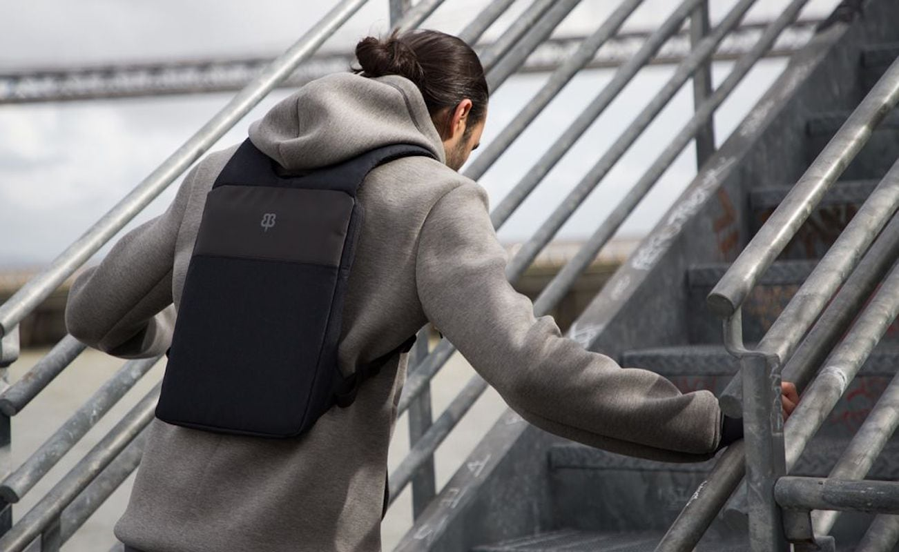Under-The-Jack Pack 2.0 Ultra-Slim Laptop Bag