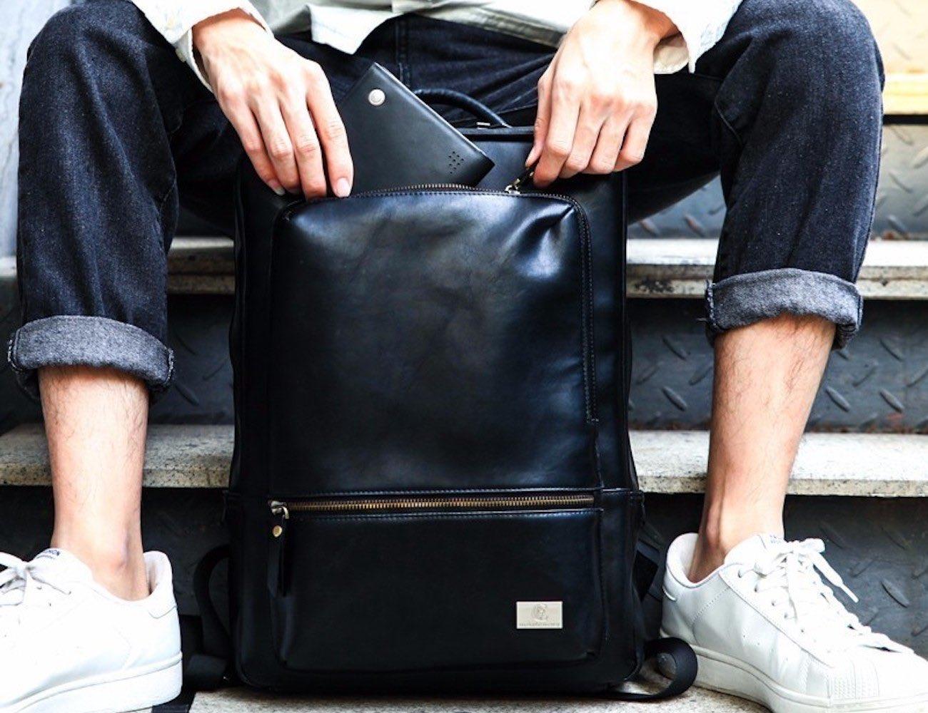 Waterproof+Everyday+Laptop+Backpack