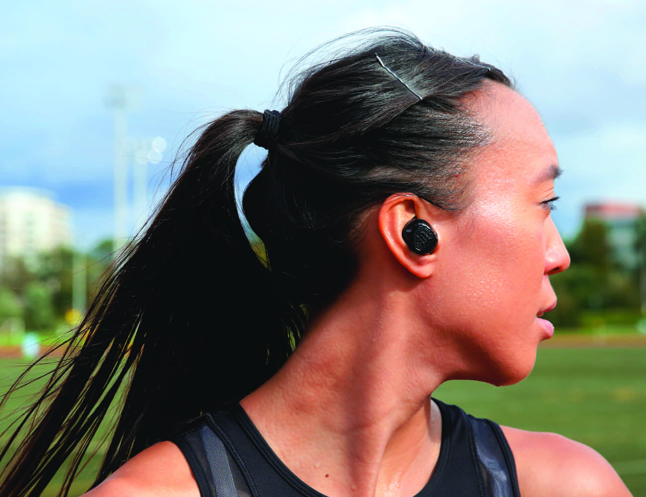 X-SHOCK True Wireless Sport Earphones