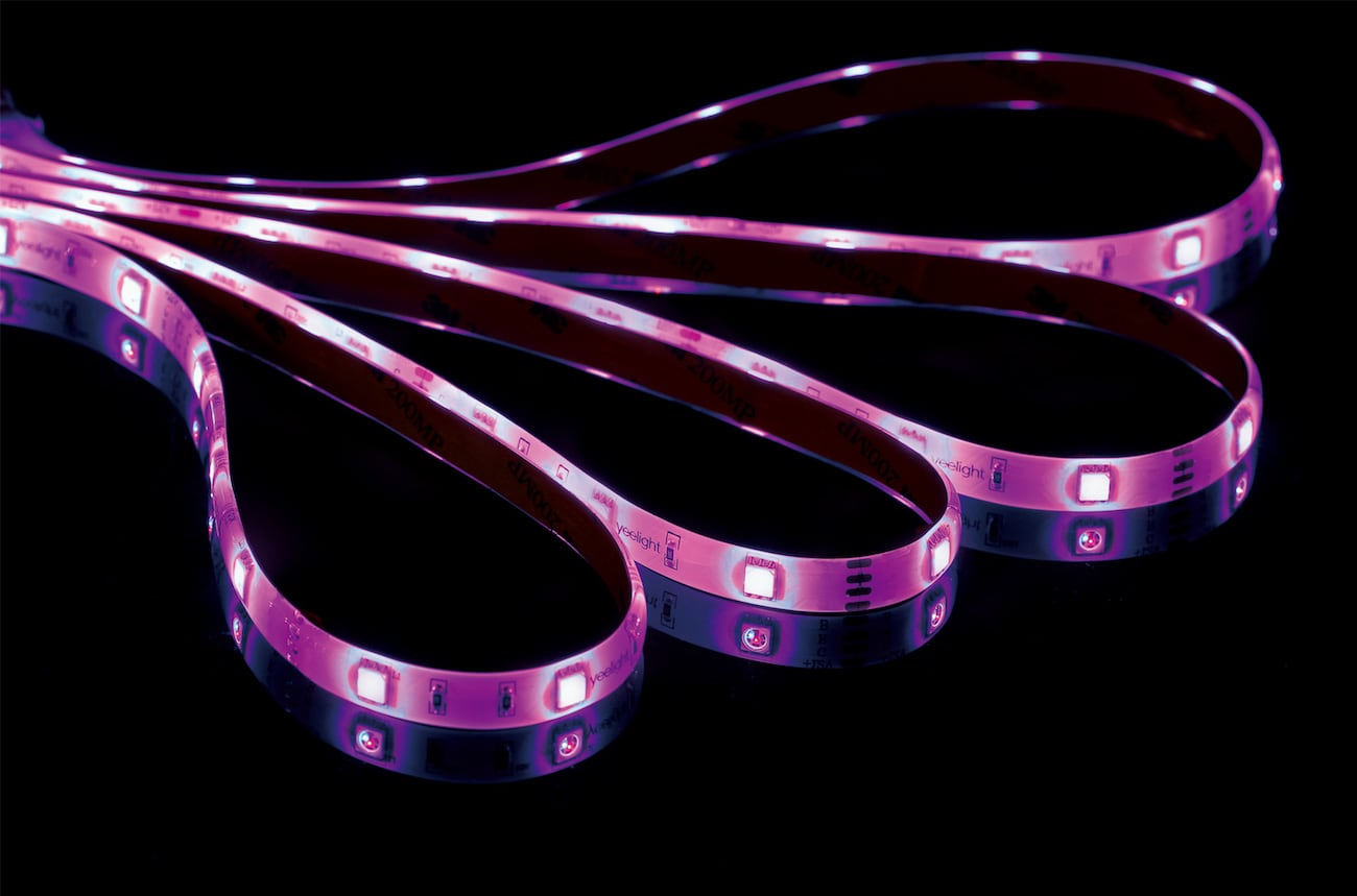 YEELIGHT Smart LED Light Strip Kit