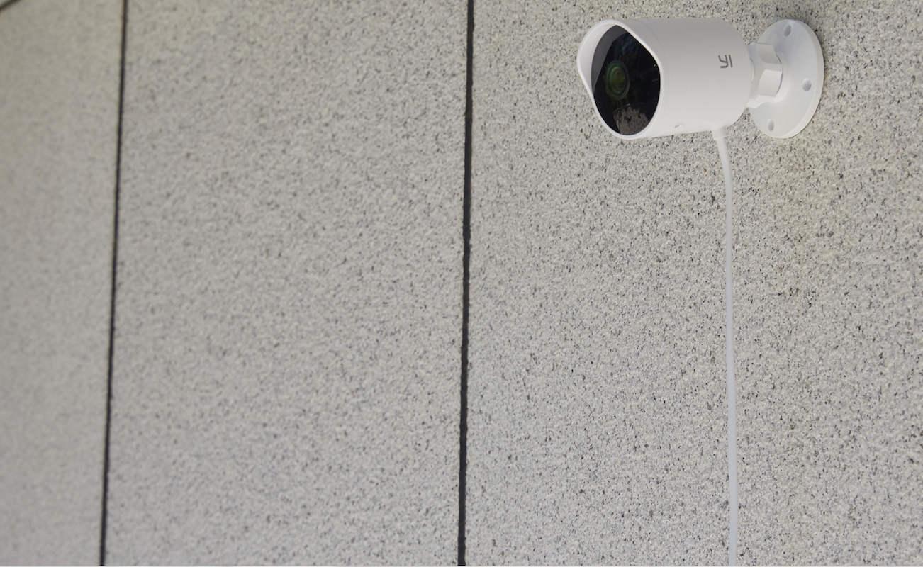 YI Weatherproof Outdoor Camera 1080p