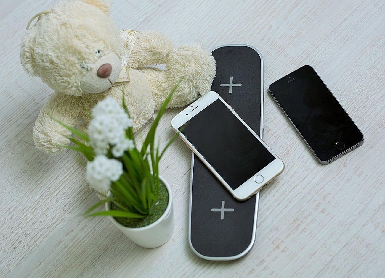 YTech Triple Fast Wireless Charging Pad