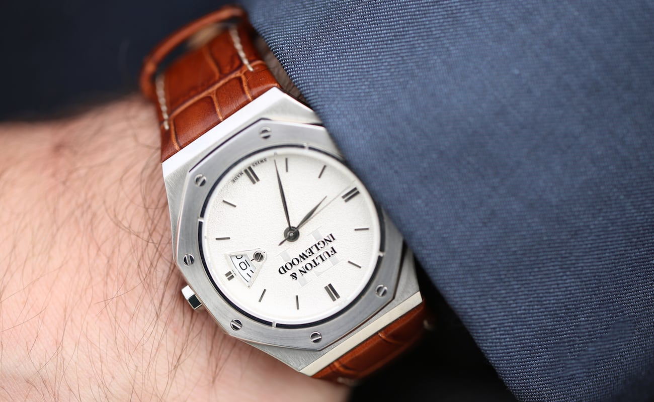 Zeitlos Real Luxury Swiss Automatic Watch