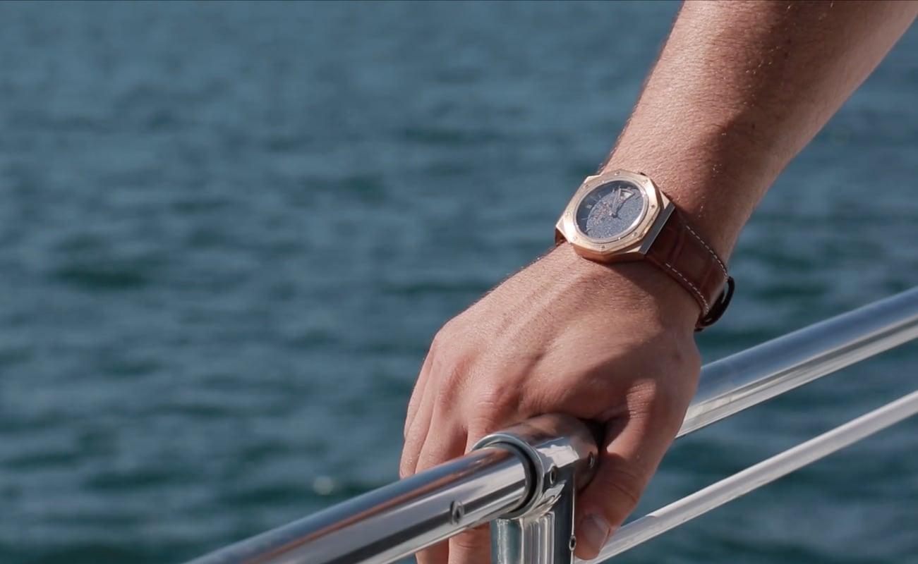 Zeitlos Real Luxury Swiss Automatic Watch