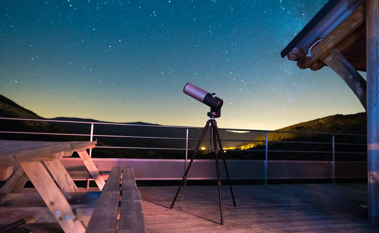 eVscope Enhanced Vision Technology Telescope
