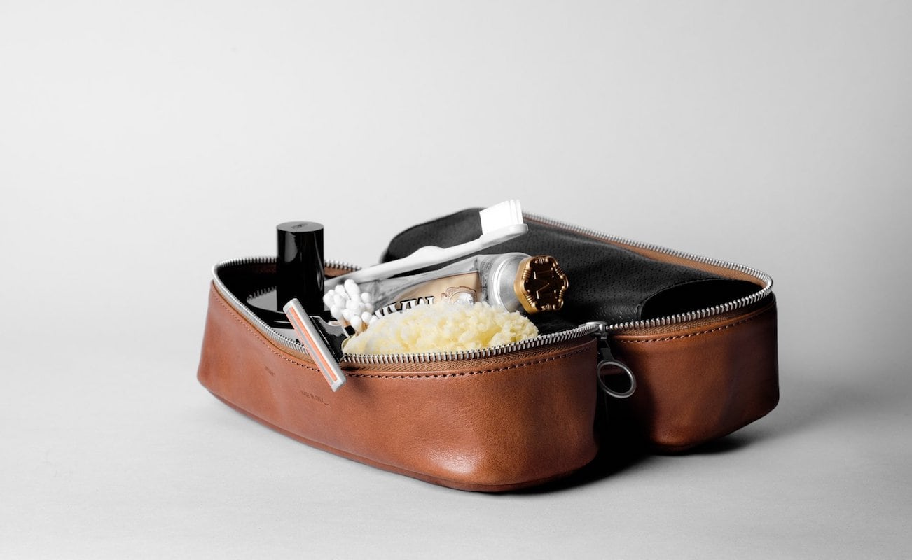 hardgraft Full Disclosure Dopp Kit