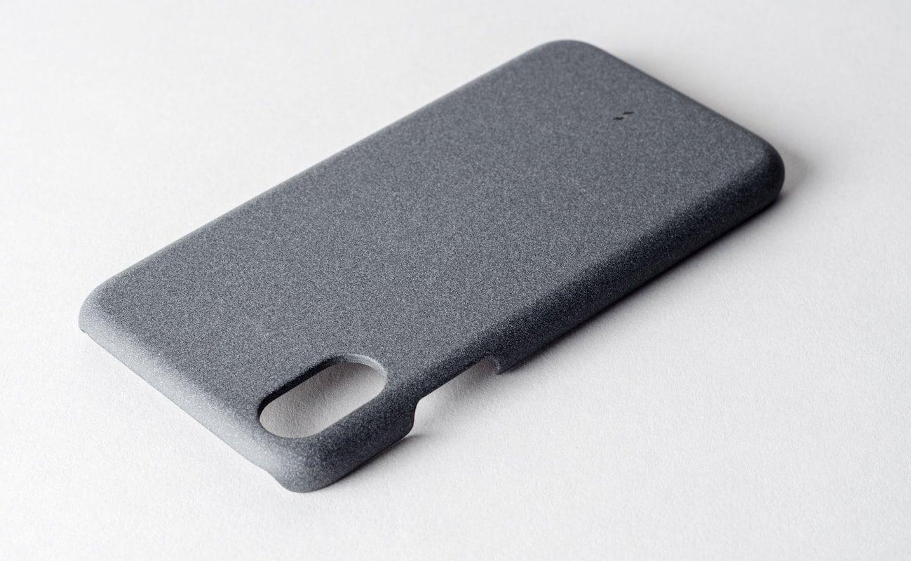 hardgraft Grainy iPhone X Cover