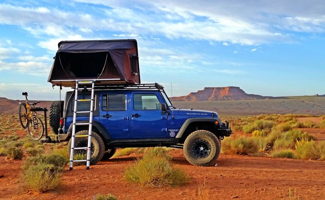 IKamper+Skycamp+4-Person+Car+Rooftop+Tent