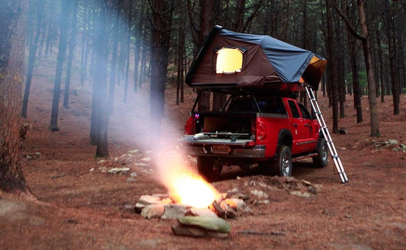 iKamper Skycamp 4-Person Car Rooftop Tent