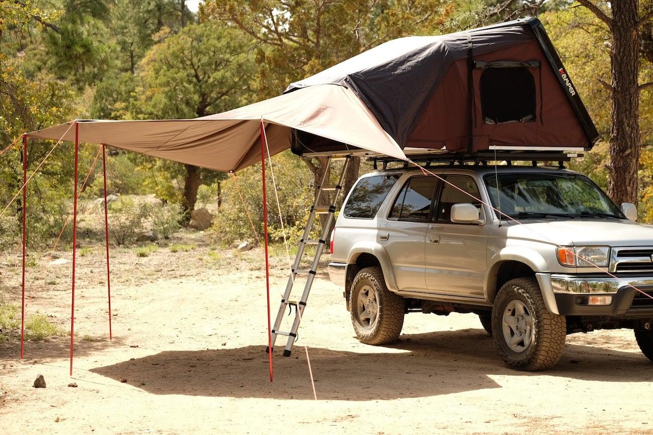 iK&er Skyc& 4-Person Car Rooftop Tent ... & iKamper Skycamp 4-Person Car Rooftop Tent » Gadget Flow