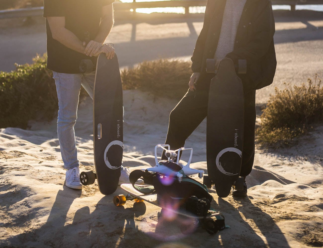 ionboard Premium Electric Skateboard
