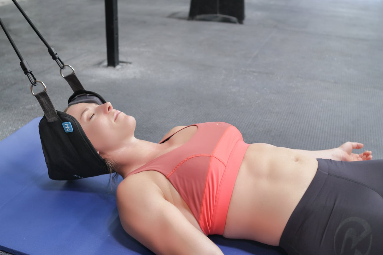 The Neck Hammock relieves pain in just 10 minutes