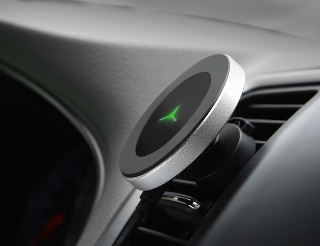 Aliexpress.com : Buy Qi Fast Wireless Charger Air Vent Car