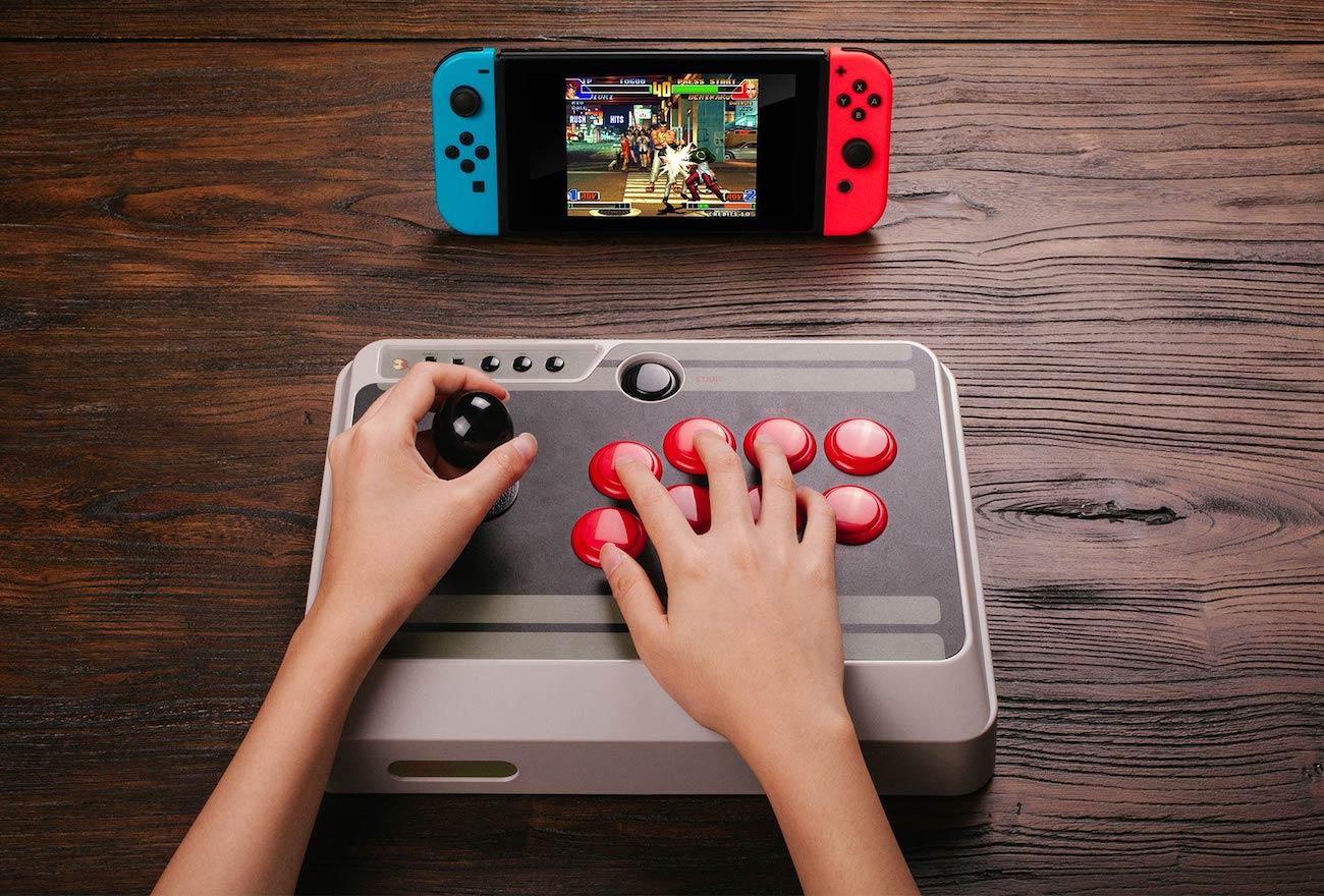 8Bitdo N30 Arcade Stick Controller