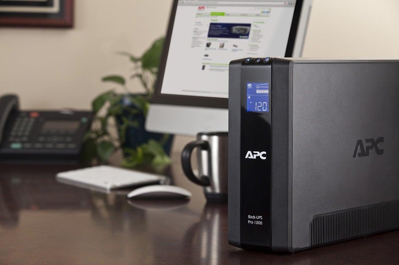 APC+Back-UPS+Pro+Battery+Backup