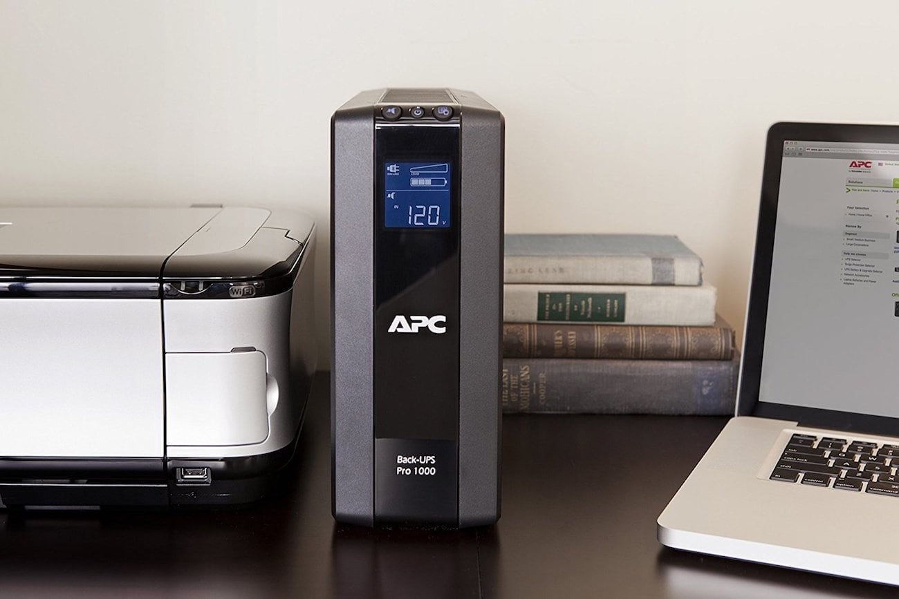APC Back-UPS Pro Battery Backup