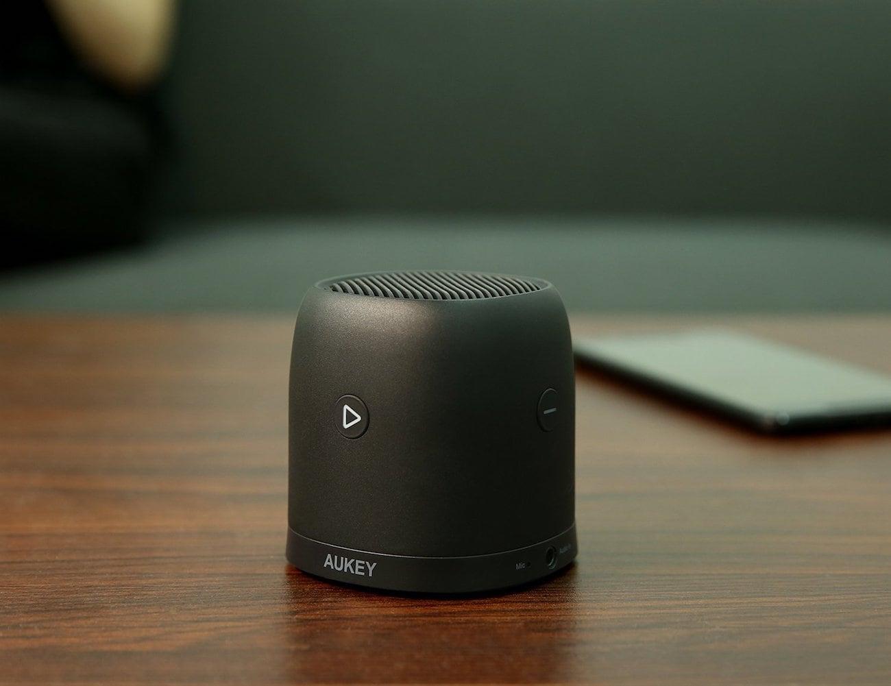AUKEY Mini Metal Bluetooth Speaker