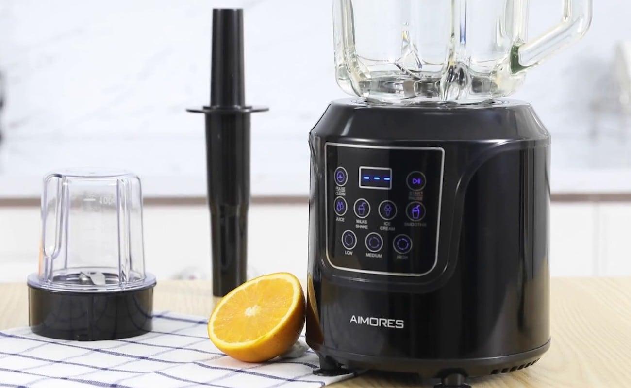 Airmores Commercial Shockproof Blender