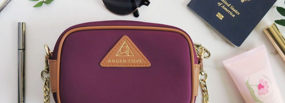 Arden Cove's Anti-Theft Bag Is the Most Secure Way to Carry Personal Items