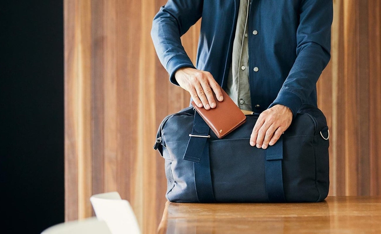 Bellroy Designers Edition Travel Wallet