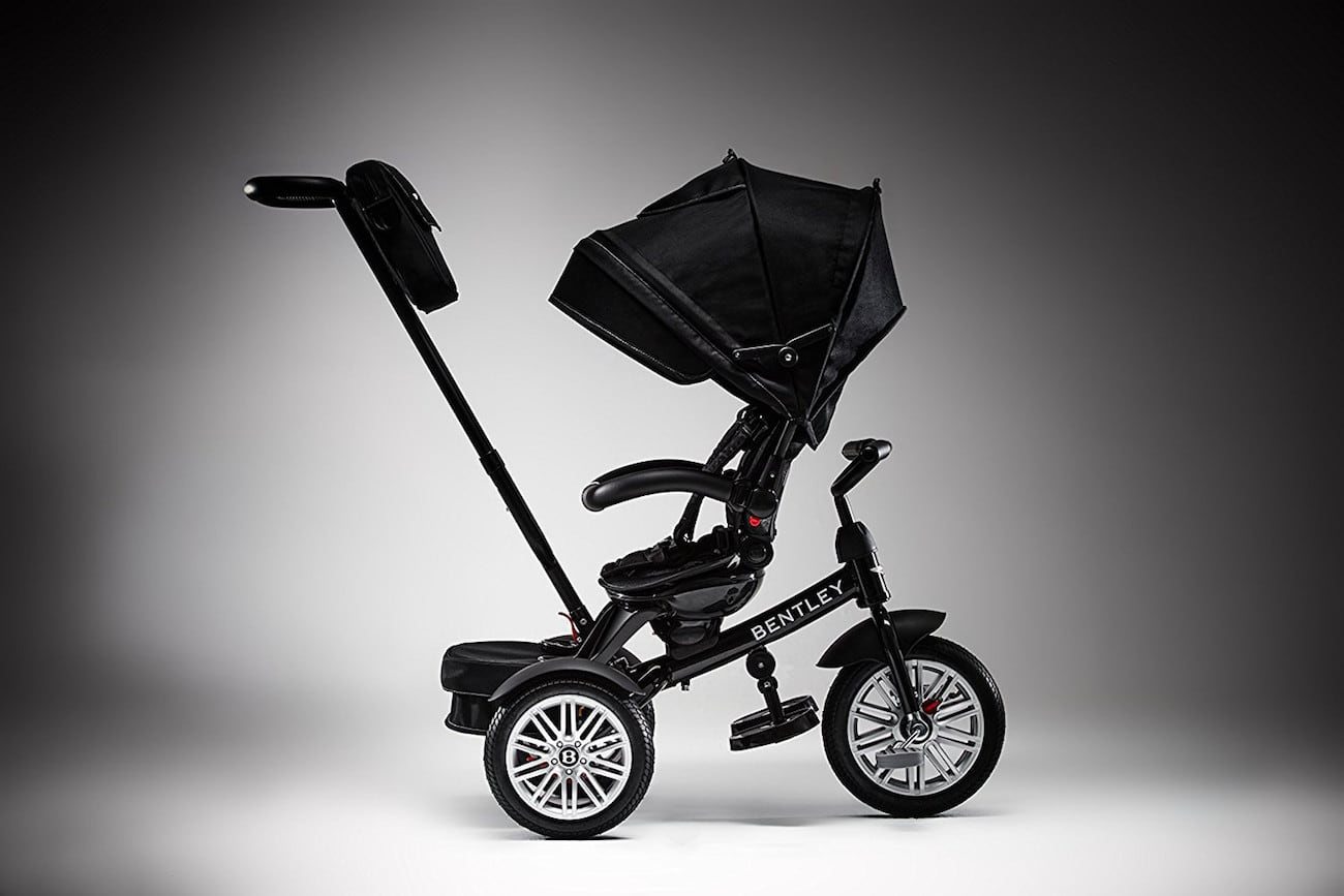 Bentley 6-in-1 Toddler Stroller Trike