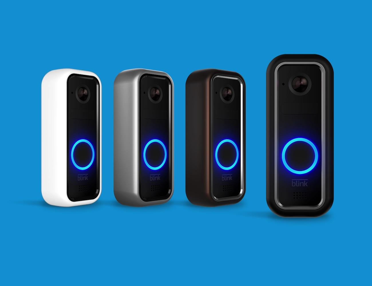 Blink Intelligent Video Doorbell