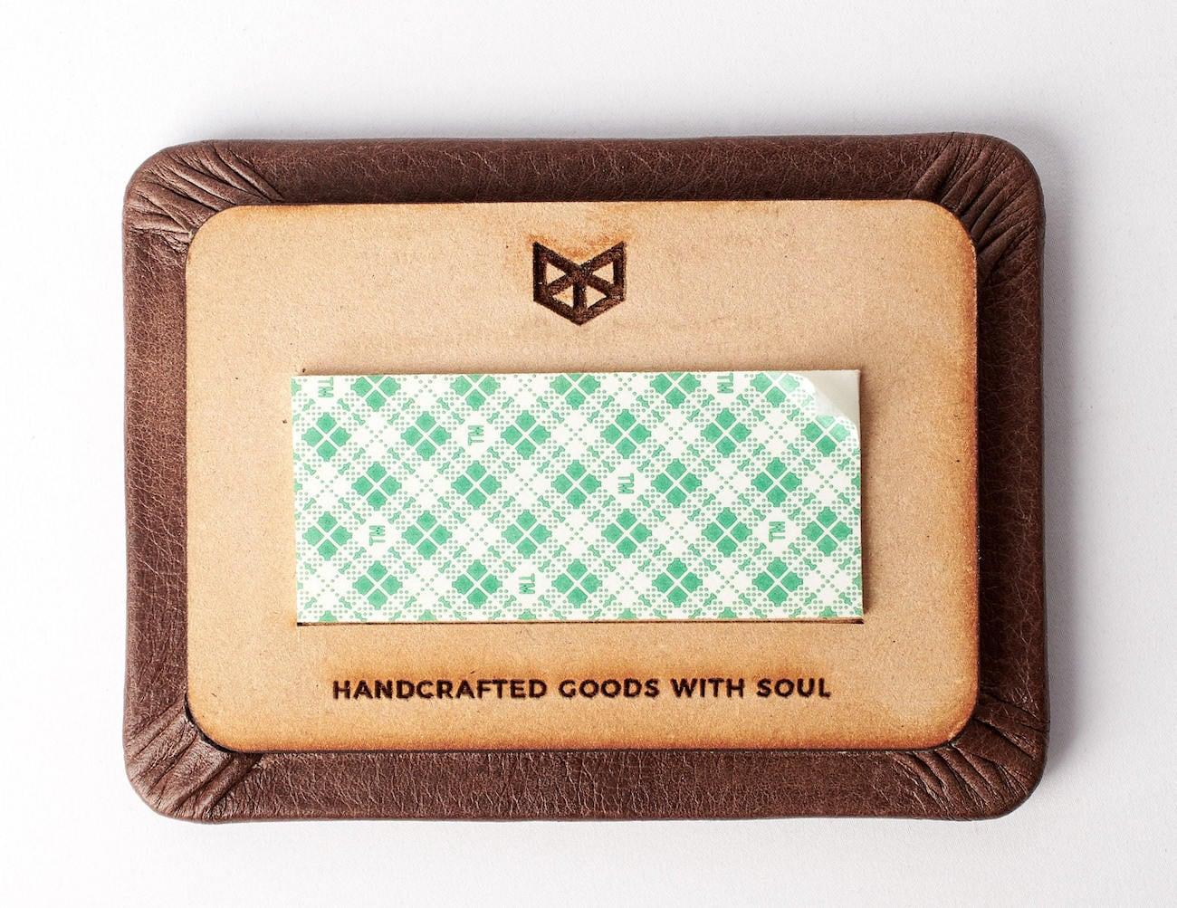 Capra Magnetic Leather Key Holder