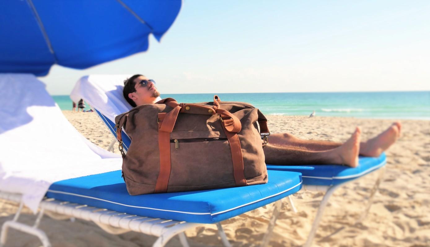 DEZZIO Innovative Beach Bag