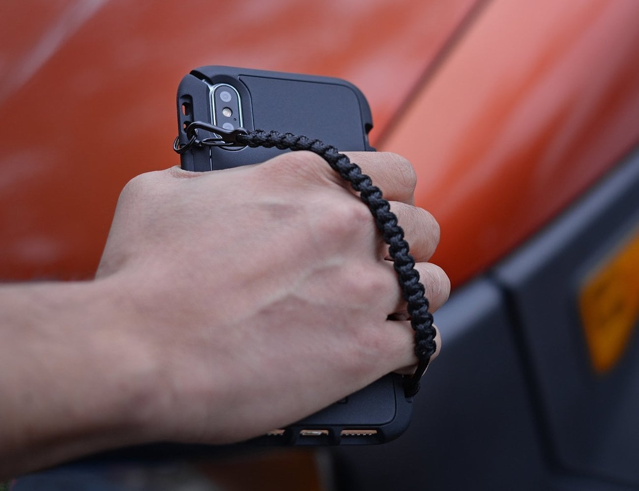 Dango Covert Tactical iPhone X Case